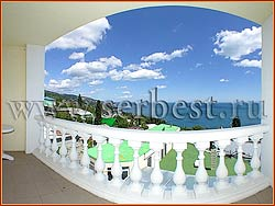 отель Serbest в Алупке